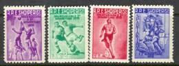 Albania 1959 Spartakade MUH Lot11853 - Albania