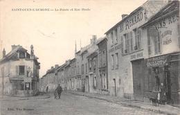 """SAINT-OUEN-L'AUMONE - La Pointe Et Rue Haute - Chambres Meublées """" AU RENARD """" Maison """" BONDIAU """" CAILLOT Succ - Saint-Ouen-l'Aumône"""
