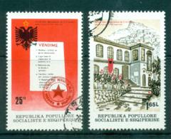 Albania 1979 Congress Of Berat CTO Lot69865 - Albania