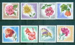 Albania 1967 Flowers MUH Lot69594 - Albania