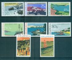 Albania 1967 Views MUH Lot69600 - Albania