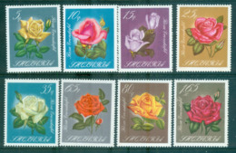 Albania 1967 Flowers, Roses MUH Lot69598 - Albania