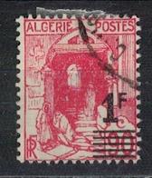 ALGERIE        N°  YVERT    158 A     OBLITERE       ( O   2/34 ) - Algérie (1924-1962)