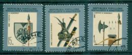 Albania 1977 Skanderbeg's Weapons CTO Lot69830 - Albania