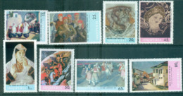 Albania 1967 Paintings MUH Lot69608 - Albania