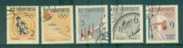 Albania 1963 Tokyo Olympics CTO Lot69479 - Albania