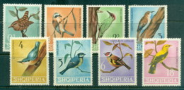Albania 1964 Birds MLH - Albania