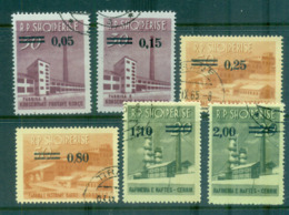 Albania 1965 Surcharges CTO Lot69533 - Albania