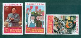 Albania 1969 People's Republic Of China MUH Lot69683 - Albania