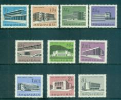 Albania 1965 Buildings MUH Lot69542 - Albania