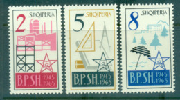 Albania 1965 Professional Trade Associations MUH Lot69513 - Albania