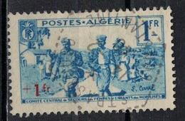 ALGERIE        N°  YVERT    159           OBLITERE       ( O   2/34 ) - Algérie (1924-1962)
