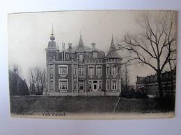 BELGIË - VLAAMS-BRABANT - BOUCHOUT - Villa Ropstock - Meise