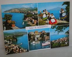 Sorrento Vedute Saluti Da Cartolina - Italia