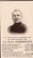 Priester, Abbé, Jan Robberechts, Kapelle-op-den-Bos, Mechelen, Laken, Wezemaal,Hotem,Leefdaal, Leuven, 1940 - Religion & Esotérisme