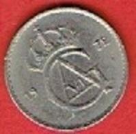 SWEDEN #  50 ØRE FROM 1972 - Suède