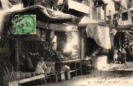EGYPTE - CAIRO - THE BAZAARS - Alexandria