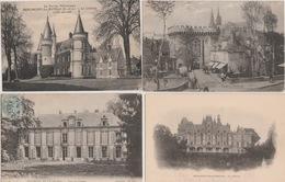 19/2/153  -  500  CPA/CPSM  DES  DEPT.  27 / 28  À   26€ 50  +  PORT  (  8€ ,80  POUR  LA  FRANCE ) - Cartes Postales