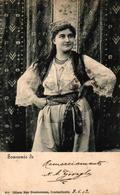 TURQUIE - SOUVENIR DE CONSTANTINOPLE - FEMME - Turquie