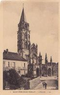 Saint Père Sous Vézelay (89) - L'Eglise - France