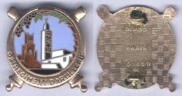 Insigne Du 62e Régiment D'Artillerie - Esercito