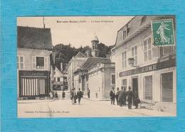 Bar-sur-Seine. - La Sous-Préfecture. - Hôtel Du Commerce. - Bar-sur-Seine