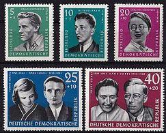 DDR Mi. Nr. 849-853 ** (A-2-49) - DDR