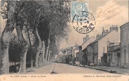 ¤¤   -   GIEN   -  Route De Briare     -   ¤¤ - Gien