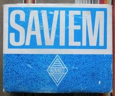 Rare COLLECTION  Paquet De GITANES Publicitaire SAVIEM RENAULT - Autres