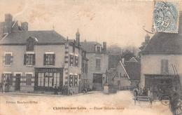 ¤¤   -   CHATILLON-sur-LOIRE    -  Place Sainte-Anne   -   ¤¤ - Chatillon Sur Loire