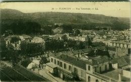 ALGERIA - TLEMCEN - VUE GENERALE - EDIT LEVY ET NEURDEIN - 1910s ( BG2421) - Tlemcen