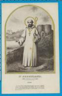 Holycard    St. Hermeland - Devotion Images