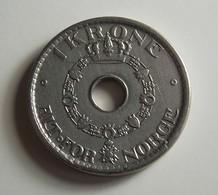 Norway 1 Krone 1950 Varnished - Norvège