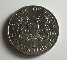 Kenya 1 Shilling 1966 Varnished - Kenya