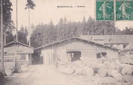 MARANVILLE        SCIERIE - Autres Communes