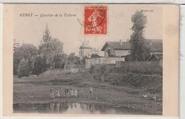 71 - GERGY - Quartier De La Tuilerie Animé - Francia