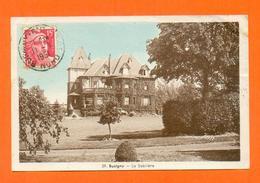 CPA FRANCE 59  ~  BUSUGNY  ~  29  La Sablière  ( J. Mercier 1951 )  2 Scans - Autres Communes