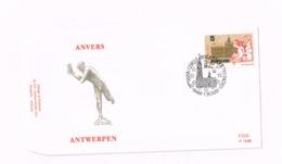 "Antwerpen.Oblitération ""Chimay"" - FDC"