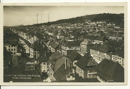 LA CHAUX DE FONDS - NE Neuchâtel