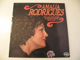 Amalia Rodrigues - (Titres Sur Photos) - Vinyle 33 T LP - Ohne Zuordnung