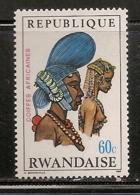 RWANDA NEUF AVEC TRACE DE CHARNIERE - Rwanda