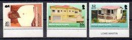 Virgin Islands Iles Vierges Britaniques 1101/03 Poste - Poste