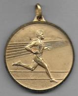 Médaille  - Course à Pied - Athlétisme