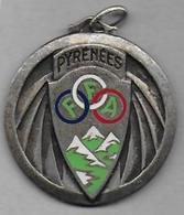 Médaille  - F F A   Pyrénées - Athlétisme