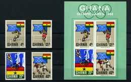GHANA Lot Aus 1969 Postfrisch (105090) - Ghana (1957-...)