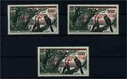 AFRIKA Lot Aus 1960 Postfrisch (105112) - Zentralafrik. Republik