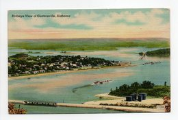 - CPA GUNTERSVILLE (Etats-Unis / Alabama) - Birdseye View - - Etats-Unis