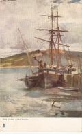 """""""Frank Emanuel . The Cobb, Lyme Regis"""" Tuck Oilette Quaint Corners Series PC # 1173 - Tuck, Raphael"""