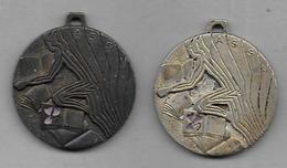 2 Médailles   - ASSU - Sports