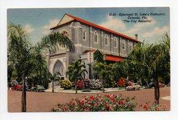 - CPA ORLANDO (Etats-Unis / Floride) - Episcopal St. Luke's Cathedral - - Orlando